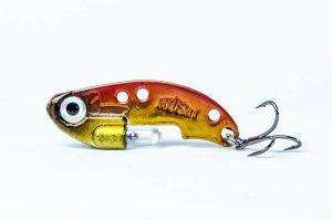 xiki vib 40 roshi fishing