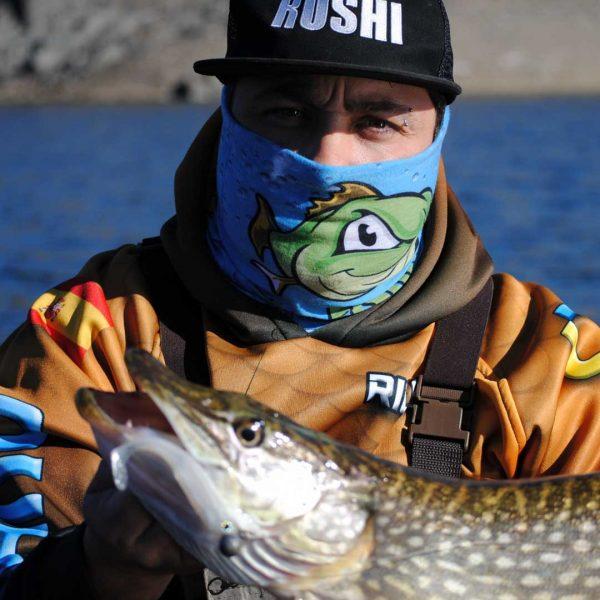 galeria riki roshi fishing