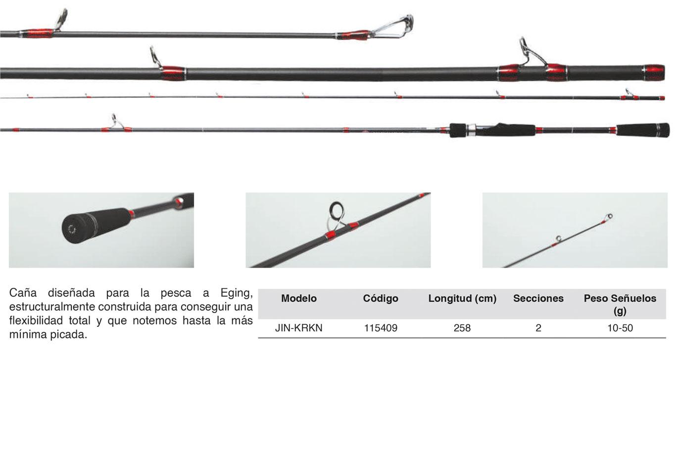 KRAKEN-25-JINKAI-ROSHI-Fishing-2