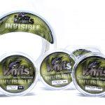 invisible fluorocarbono WIFFIS ROSHI Fishing portada producto