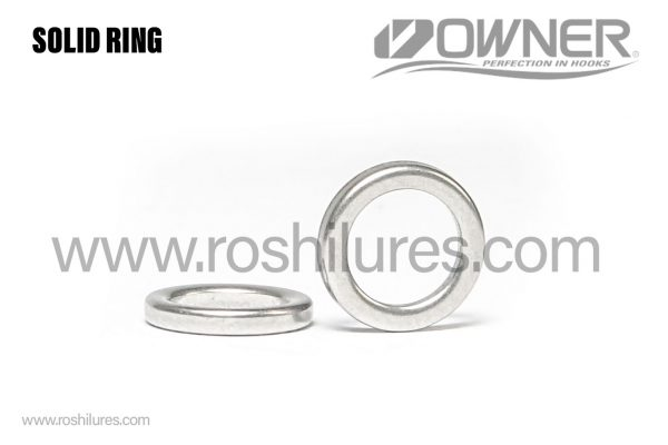 solid ring OWNER ROSHI Fishing (2)